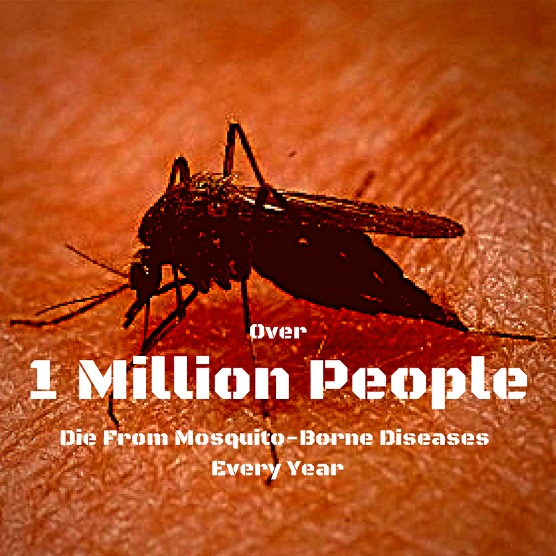 Mosquitoes: Nature's Deadliest Pest